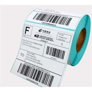Removable Reel Tag Label