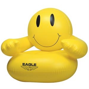 """36"""" Smiley Chair Inflate"""