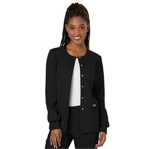 Workwear Revolution Snap Front Warm-Up Jacket