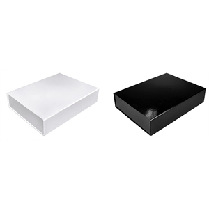 """10.75"""" x 14.4"""" - Printed Magnetic Gift Boxes - Eco Friendly"""