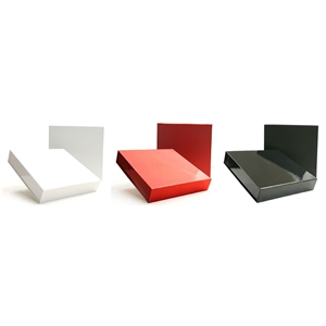 """9.5"""" x 9.5"""" - Printed Magnetic Gift Boxes - Eco Friendly"""