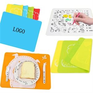 Silicone Insulated Placemat / Heat Resistant Potholder