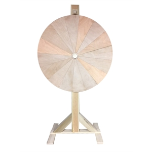 Gigantic 5FT Tall PRIZE Wheel Spin Game - Any Logo & Colors