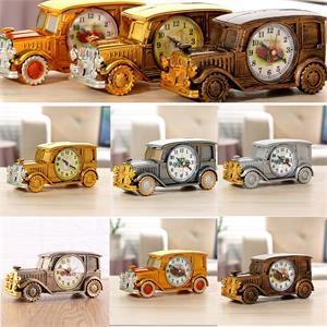 Vintage Car Table Alarm Clock