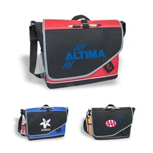 On the Go Messenger Bag, Briefcase