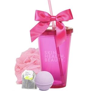 Spa and Tea Gift Tumbler