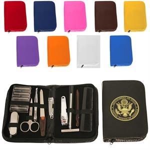 Premium Manicure Traveling Personal Care Kit