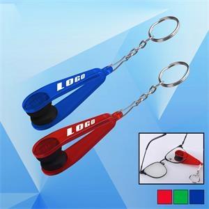 Clip Shape Eyeglass Cleaner