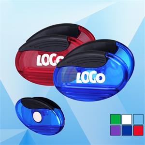Jumbo Size Oval Memo Clip Holder