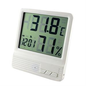 Electronic office Thermometer Clock
