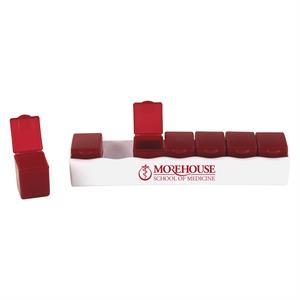 Portable Individual Pill Box