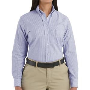 Red Kap Women's Long Sleeve Executive Dress Shirt