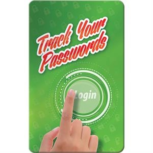 Key Points™ - Track Your Passwords