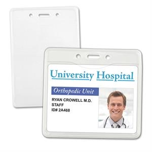 PureClear™ Event Size PVC-Free Badge Holders