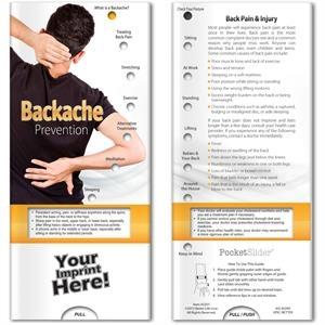 Pocket Slider™ - Backache Prevention