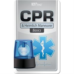 Key Points™ - CPR and Heimlich Maneuver