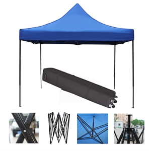 Pop up Tent with wheeled carry bag