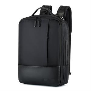 Convertible Laptop Messenger Bag Shoulder Bag Backpack Oxfor