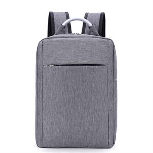 Convertible Laptop Briefcase and Backpack With Detachable Sh