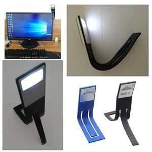 Flexible LED Bookmark Light Reading Lamp