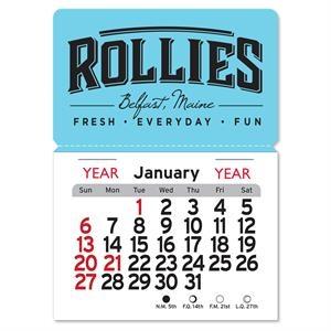 Rectangle Magnetic Calendar