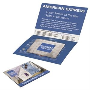 Greeting Card w/Rectangle Credit Card Mints