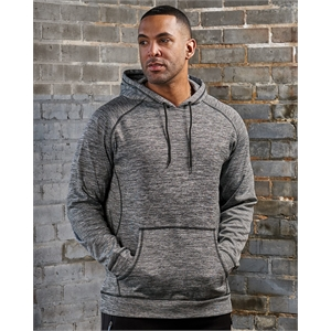 Burnside Performance Raglan Pullover Sweatshirt