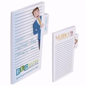 "BIC® Memo Tab™ 6"" x 4"" Adhesive Notepad"