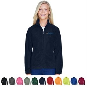 Harriton® Ladies' 8 oz. Full-Zip Fleece
