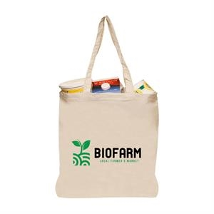 NATURE LOVER Natural Cotton Fiber Tote Bags