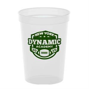 12 oz. Fanatic Plastic Stadium Cups