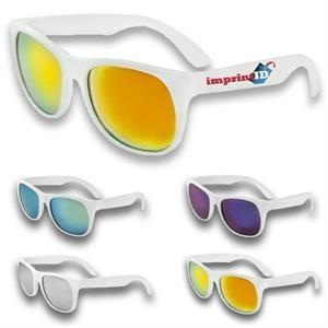 Classic Reflector Sunglasses Mirrored sunglass UV Protection