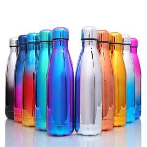 17 oz Stainless Steel Vacuum Insulated Coke Drinking Bottle