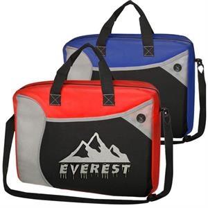 Economy Briefcase Messenger Bags w/ Shoulder strap & Zipper