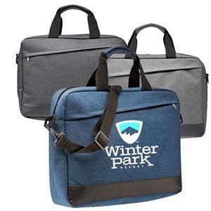 Business Polyester Messenger Bags w/ Shoulder strap