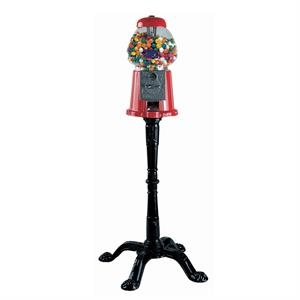 King with Stand Gumball Machine with gum