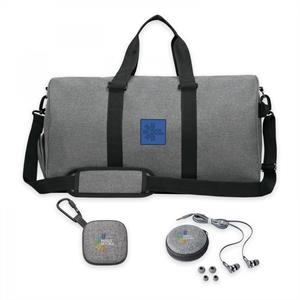 NOMAD MUST HAVES DUFFLE GYM BUNDLE