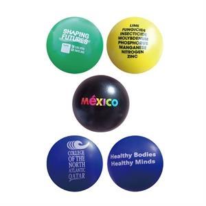 Round Custom Stress Ball Stress Reliever