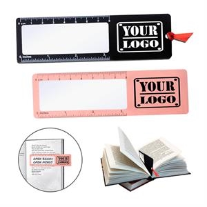 Ruler Bookmark Magnifier