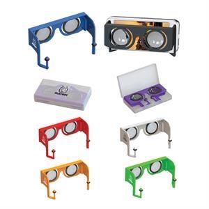 Portable And Foldable Mini 3D VR Glasses