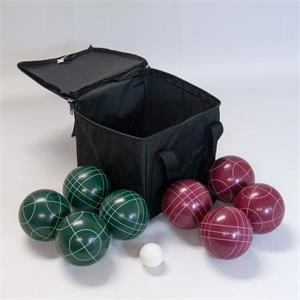 Replacement Bocce Ball Set with Carrying Case