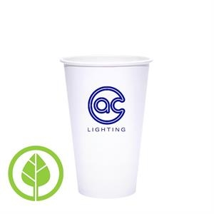 16 oz. Compostable Eco-Friendly Paper Cup