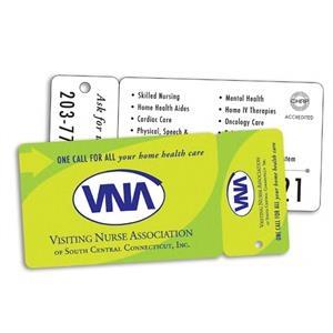 Key tag card