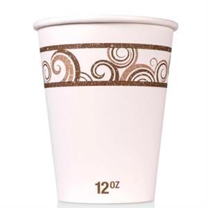 12 oz Disposable Paper Hot Cup