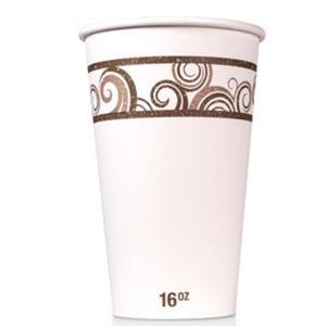 16 oz Disposable Paper Hot Cup