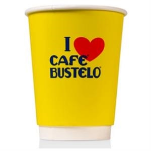 8 oz Disposable Paper Insulated Cup