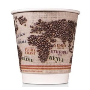 12 oz Disposable Paper Insulated Cup