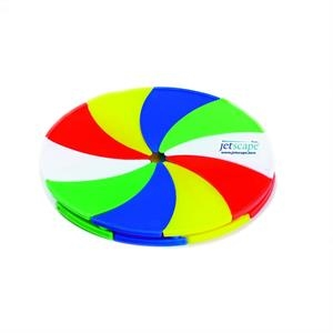 The Incredible Expanding Flying Disc Toy