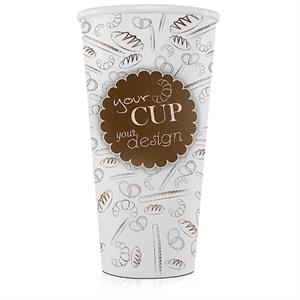20 oz Disposable Paper Cold Cup