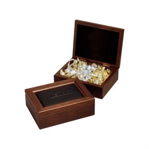 Elegante - Acrylic Cover - Dynasty Ii Presentation Box With Velvet Interior